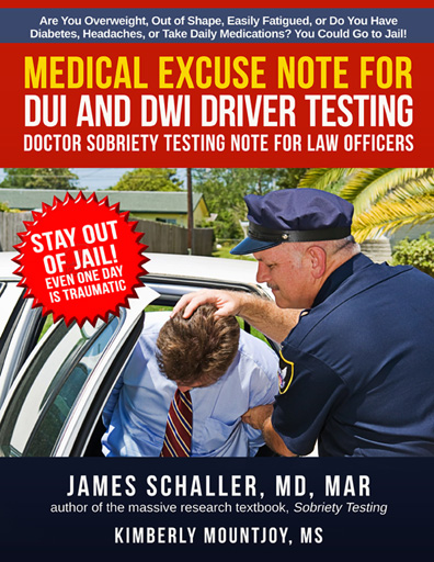 field sobriety testing cover