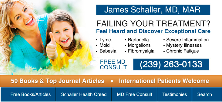 Dr James Schaller